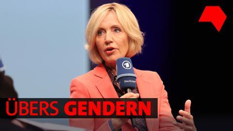 Politische Bühne: Gendern. Wie Sprache elegant für alle gelingt   #fbm21