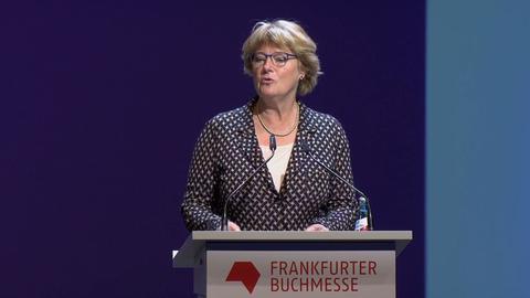 Monika Grütters, Staatsministerin für Kultur und Medien (CDU)