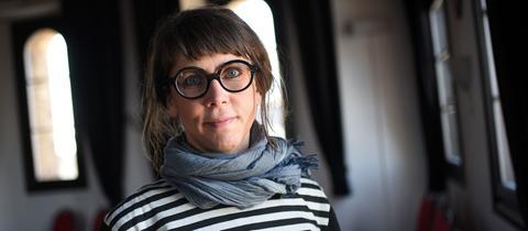Die Frankfurterin Anke Kuhl illustriert Sachbücher.