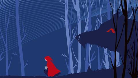 ARD Hörspielbox Märchen Rotkäppchen und der Wolf
