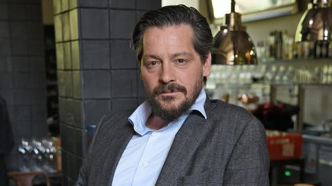 """Falk""-Schauspieler Fritz Karl"