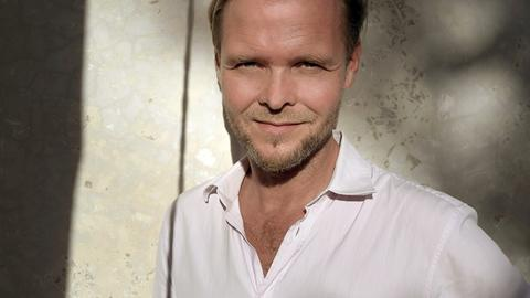 Autor Christian Kracht im Porträt.