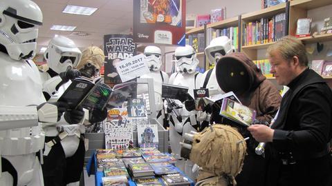 Impression vom Star Wars Reads Day 2017