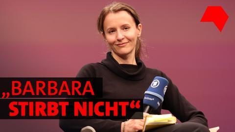 NDR-Talkrunde mit Alina Bronsky und Ralph Bollmann | #fbm21