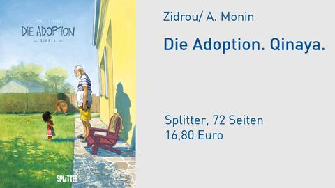 Die Adoption Comic Cover