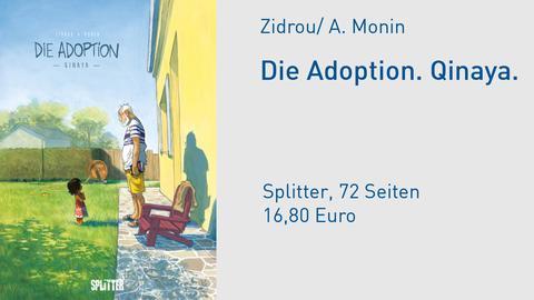 Die Adoption Comic Cover