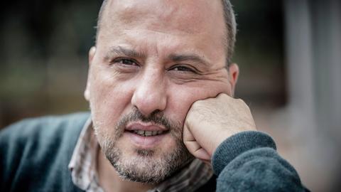 Der türkische Journalist Ahmet Sik