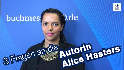 Autorin Alice Hasters