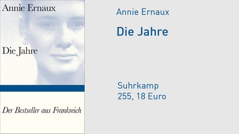 Annie Ernaux Buchcover