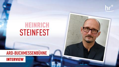 Thumbnail Heinrich Steinfest