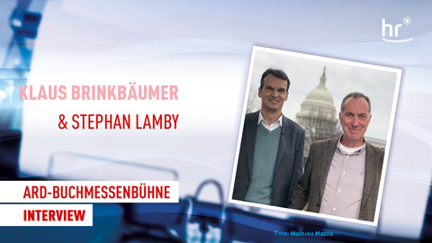 Thumbnail Klaus Brinkbäumer und Stephan Lamby