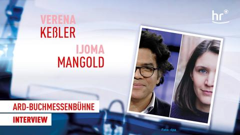 Thumbnail Ijoma Mangold und Verena Keßler