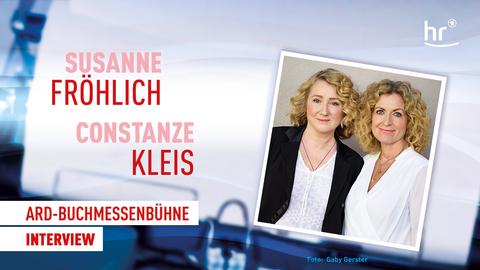 Thumbnail Susanne Fröhlich und Constanze Kleis