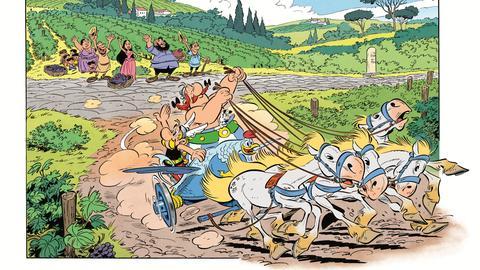 Asterix Obelix Buchmesse