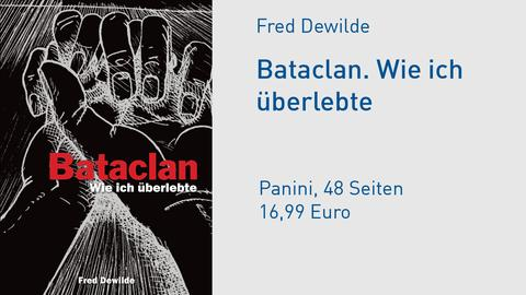 Bataclan Comic Cover