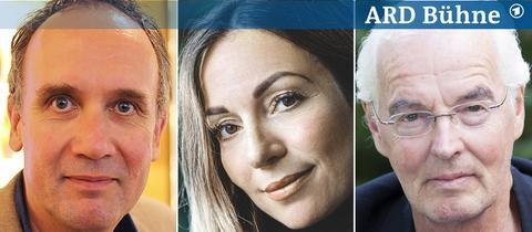 Volker Kutscher, Katrine Engberg, Bodo Kirchhoff