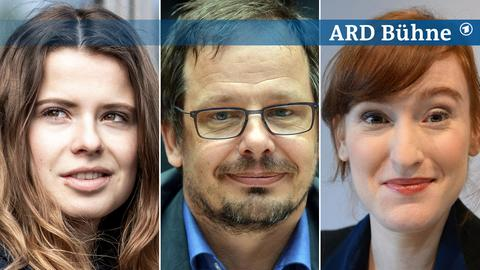 Luisa Neubauer, Hajo Seppelt, Nora Bossong