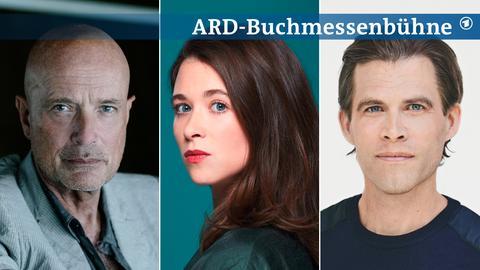 Christian Berkel, Emma Becker, Bas Kast