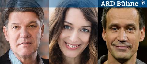 Udo Lielischkies, Verena Friederike Hasel, Volker Weidermann
