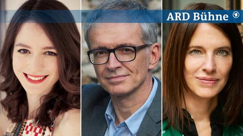 Julia Ebner, Paul Ingendaay, Caroline Labusch