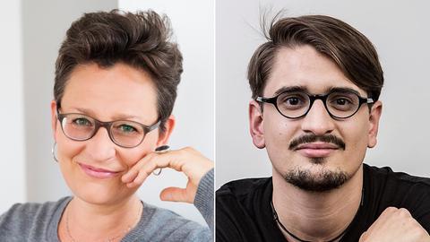 Christine und Benjamin Knödler
