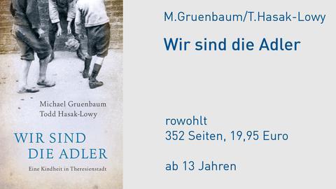 Cover Gruenbaum Hasak-Lowy Wir sind die Adler