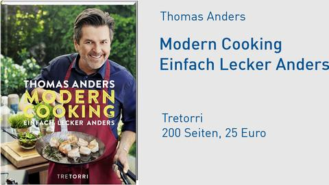 Cover Thomas Anders Modern Cooking