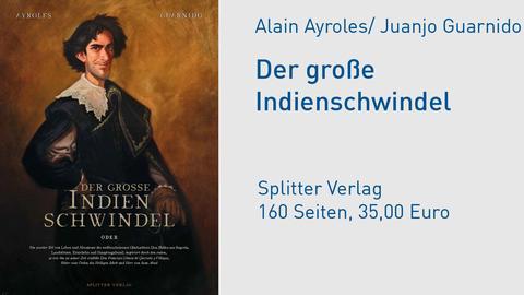 Cover Der große Indienschwindel Alain Ayroles Juanjo Guarnido
