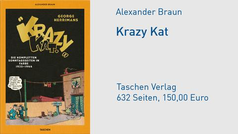 Cover Alexander Braun Krazy Kat