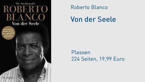 Cover Roberto Blanco Von der Seele