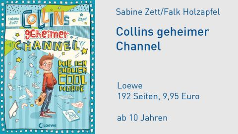 Cover Collins geheimer Channel