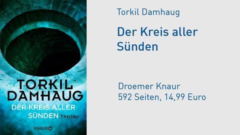 Cover Torkil Damhaug Der Kreis aller Sünden