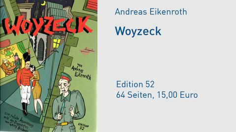 Cover Woyzeck Andreas Eikenroth