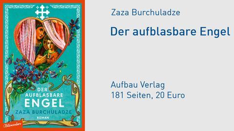Cover Zaza Burchuladze Der aufblasbare Engel
