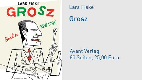 Cover Grosz Lars Fiske