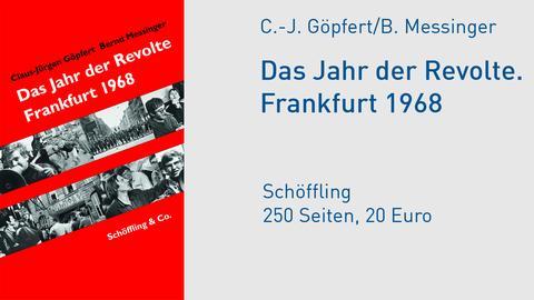 Cover Göpfert Messinger Das Jahr der Revolte