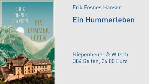 Cover Ein Hummerleben von Erik Fosnes Hansen