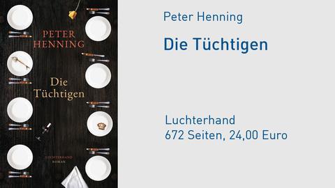 Cover Peter Henning Die Tüchtigen