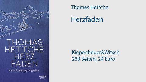 "Cover Thomas Hettche ""Herzfaden"""