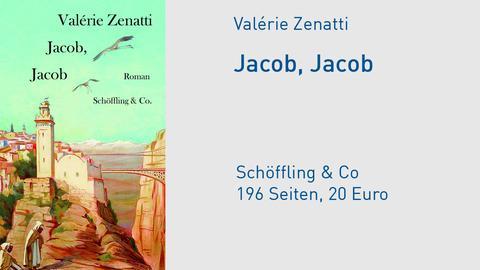 Cover Jacob, Jacob Valerie Zenatti