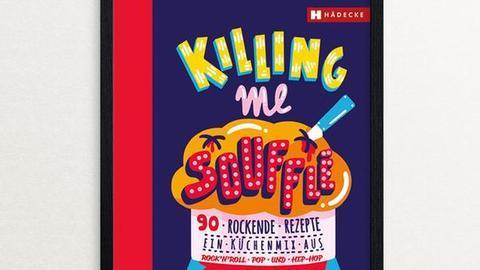 Cover Lachlan Hayman Killing me Soufflé
