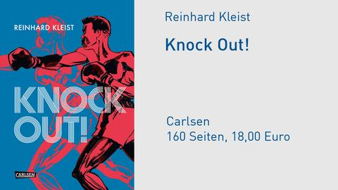 Cover Knock Out! Reinhard Kleist