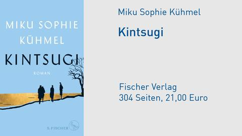 Cover Miku Sophie Kühmel, Kintsugi