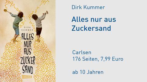 Dirk Kummer Alles nur aus Zuckersand
