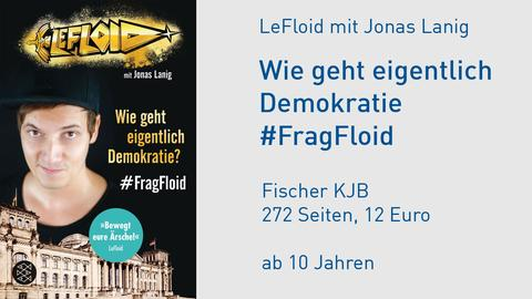 Cover LeFloid Wie geht eigentlich Demokratie