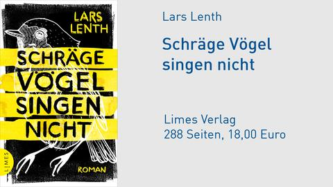 Cover Lars Lenth Schräge Vögel singen nicht