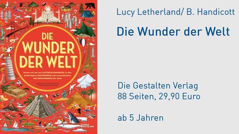 Cover Lucy Letherland Die Wunder der Welt