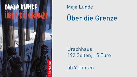 "Cover Maja Lunde ""Über die Grenze"""