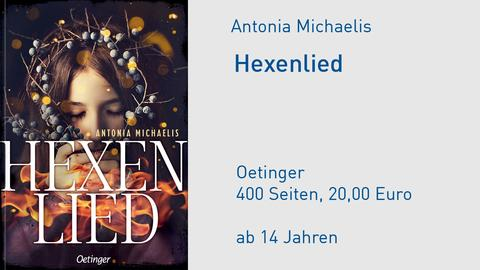Antonia Michaelis Hexenlied