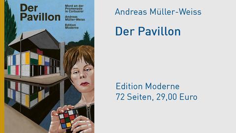Cover Andreas Müller-Weiss Der Pavillon